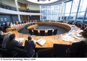 Petitionsausschuss des Deutschen Bundestages